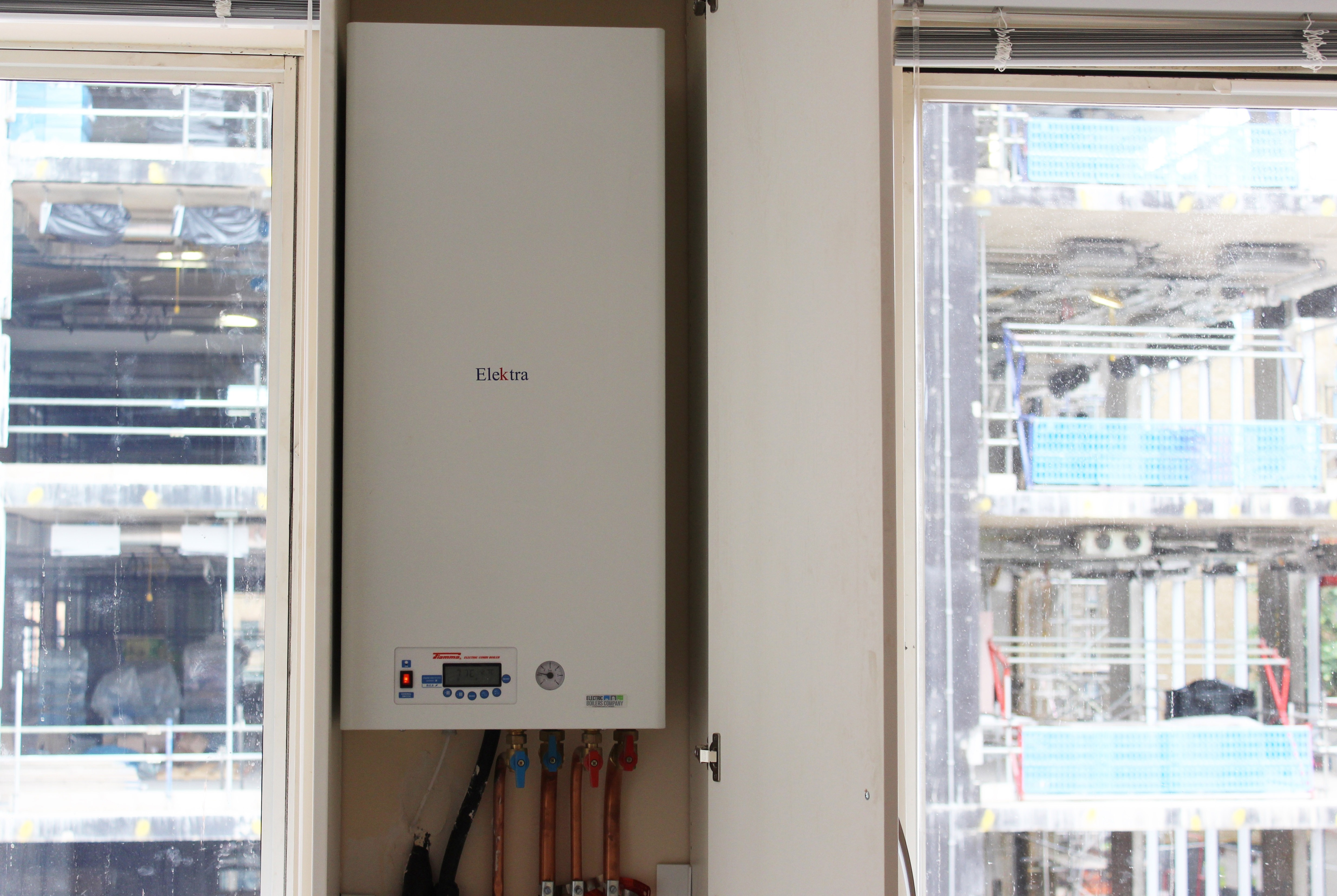 Buy Electric Combi Boilers and Electric Central Heating boilers in ...