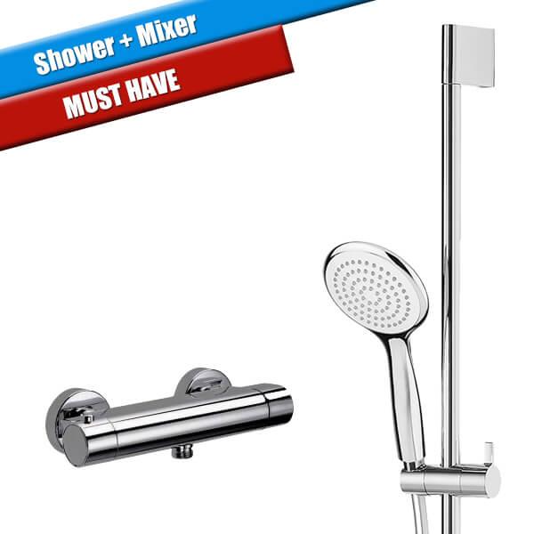 showermixer